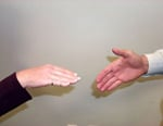 Dr. Shiel's Handshake
