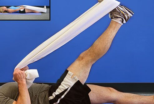 Slideshow: Exercises for Knee Osteoarthritis and Joint Pain