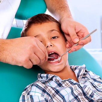 A tooth extraction is often required if an abscess occurs.
