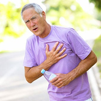 how to fix chest pain