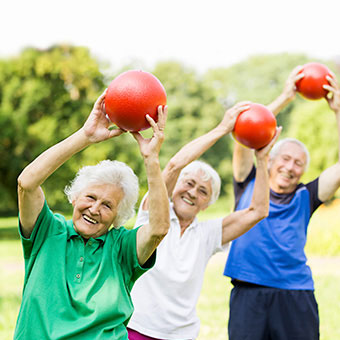 Exercise provides benefits to people with congestive heart failure.