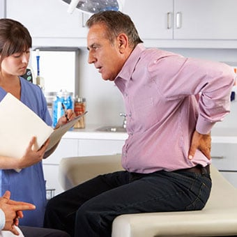 Lower Back Pain Lumbago Treatment Relief Causes