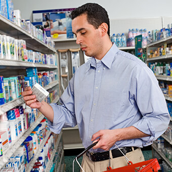 There are many OTC sinus medications available.