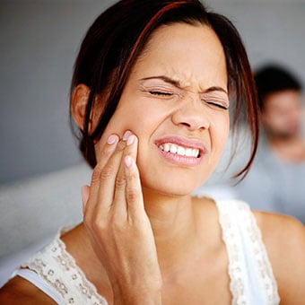 The causes of TMJ syndrome are not fully known.