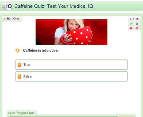Caffeine Quiz: Test Your Medical IQ