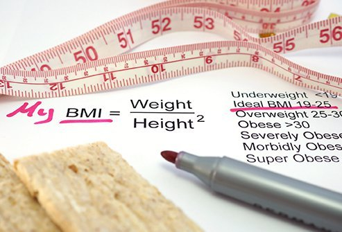 BMI is a way to determine if a person is underweight, normal weight, overweight or obese.