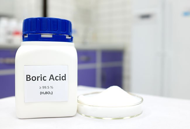 Image result for boric acid high quality images