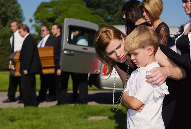 Learning about grief can help you move through the necessary steps and deal with the death of your father.