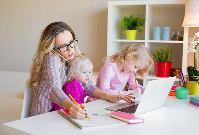 It's quite challenging adjusting to working from home, especially when your kids are schooling virtually. Here are 11 ways you can ease the process and make sure you and your kids gain the most from working from home.