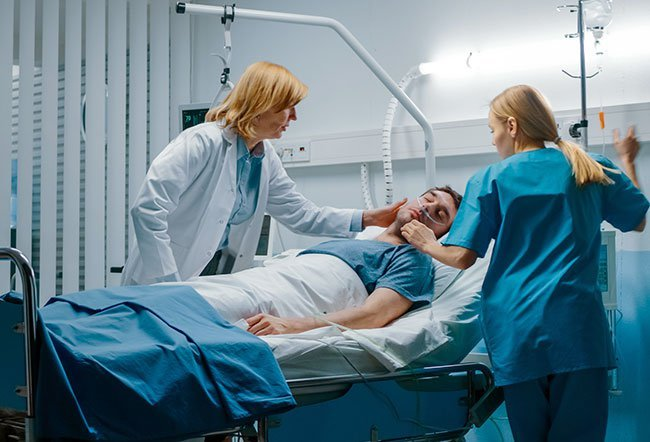 ICU psychosis or delirium describes the unique psychiatric symptoms that can happen to a person in the hospital ICU. ICU patients with delirium are at a higher risk of death and complications.
