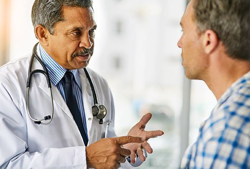 A painless lump or swelling in the testes is usually the first sign of testicular cancer.
