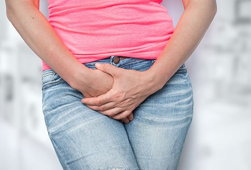 Urinary incontinence is the loss of bladder control.