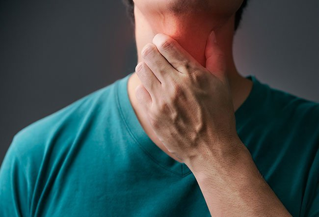 Laryngectomy is a surgical procedure for the removal of the larynx or voice box.