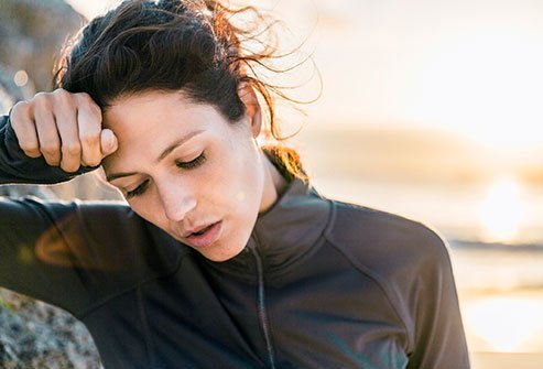 Patients with dyspnea often describe tightness of the chest and a smothering sensation. These feelings can cause anxiety and psychological distress that makes symptoms worse, creating a vicious cycle.