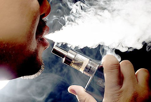Vaping (e-Cigarette, Marijuana): Side Effects, Risks & Lung Conditions