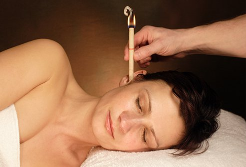Ear candling is used for earwax removal, but does it work and is it safe?