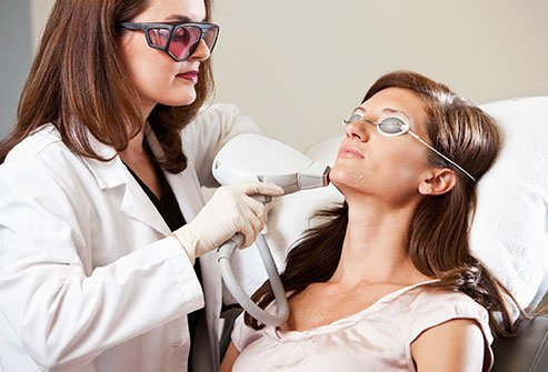 Electrolysis differs from laser hair removal in a variety of ways.