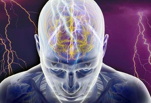Epilepsy is a chronic neurological disorder often caused by stroke or brain tumors. Symptoms usually consist of fainting, dizziness, muscle spasms, and twitching.