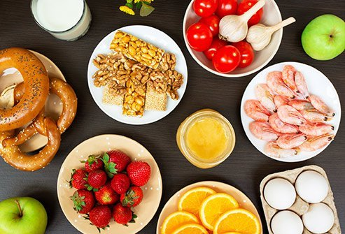 foods that are bad for allergies