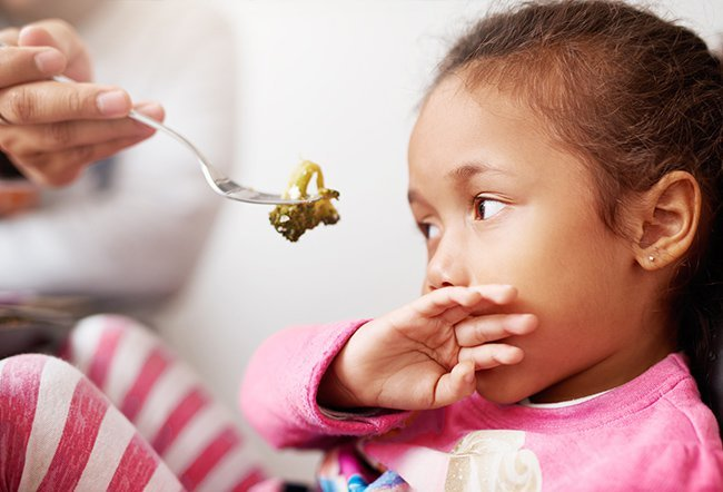 It isn't easy to parent a picky eater. These six strategies may help your picky eater have a more varied diet, and may ease your mealtime stress.