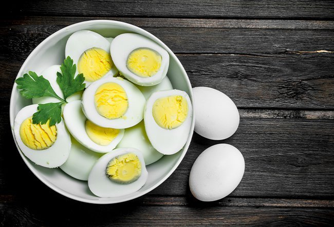 are eggs allowed on the MIND diet