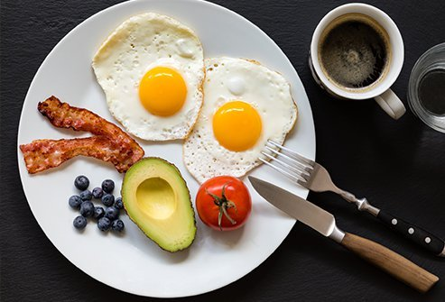 The South Beach Diet is a low-carbohydrate diet that aims to jump start your body's fat burning. Lean meats, eggs, fish are the staples early in the diet, and then people can introduce limited amounts of fruits and whole grains.