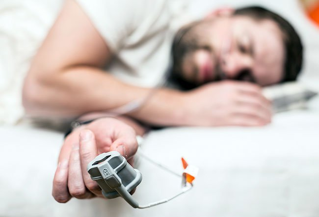 Sleep apnea is a medical condition where the breathing cycle stops for a short while during sleep.