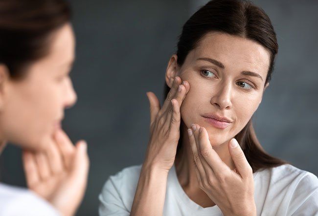 There are many home remedies to help improve the appearance of one's skin.