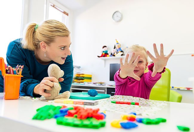 3 patterns of sensory processing disorders (SPDs)