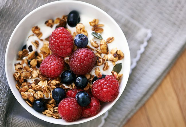Muesli is a healthy breakfast option compared to other sugary cereals that we currently have in the market.