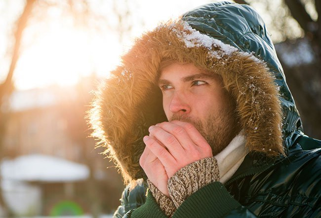 Hypothermia is a medical emergency caused by prolonged to very cold temperatures and your body temperature drops below 95°F/35°C. A person can die from hypothermia in as little as under one hour.