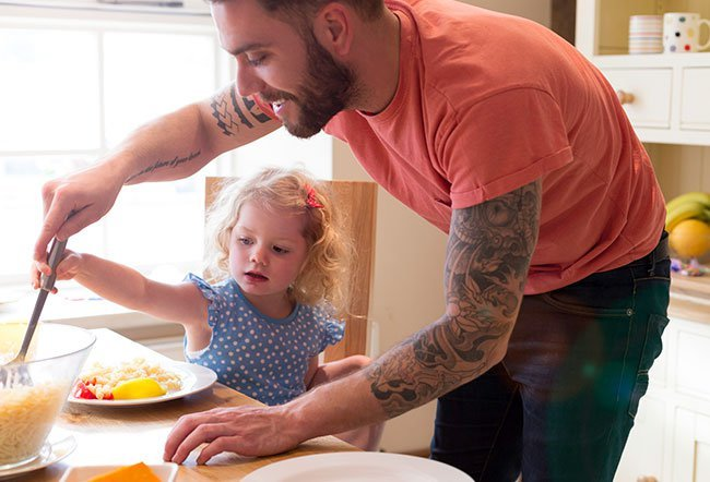 how much should a 2-year-old eat