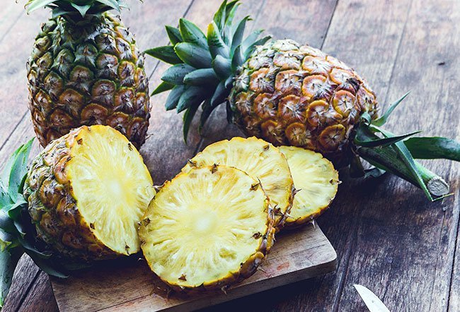 is it good to eat pineapple every day