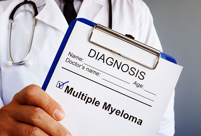 Multiple myeloma is a type of blood cancer that is somewhat rare and typically has a poor prognosis. Several factors play an important part in a person's survival rate, including age, health condition, and whether it involves a single tumor.