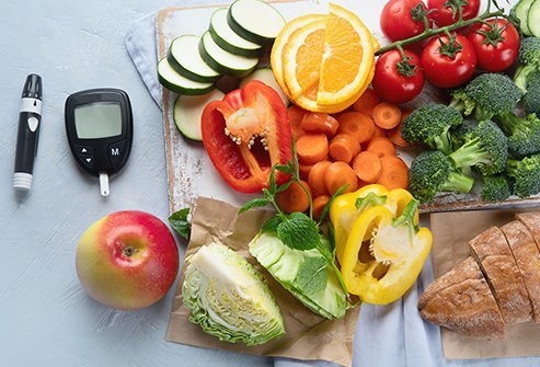It is better to eat foods that have a low gycemic index to support health.