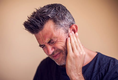 Mastoiditis is an infection of the mastoid bone behind the ear. Mastoiditis symptoms include pain, fever, redness and hearing loss.