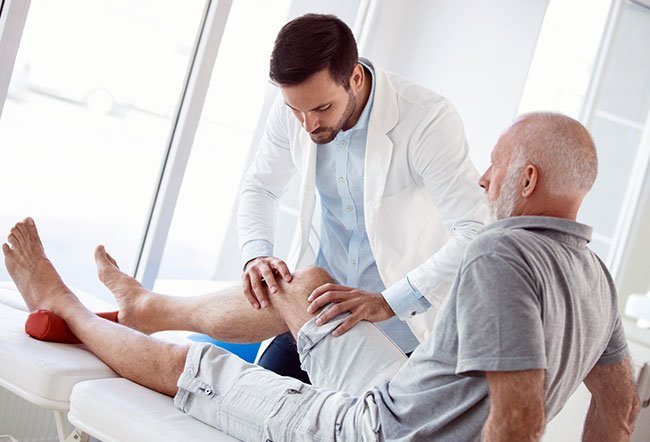 Medial collateral ligament (MCL) tearing causes pain on the inside of the knee, swelling, instability of the knee, difficulty bending the knee, a popping sound, and pain in other parts of the knee. A torn MCL can be checked by MRI, ultrasound, or x-ray.