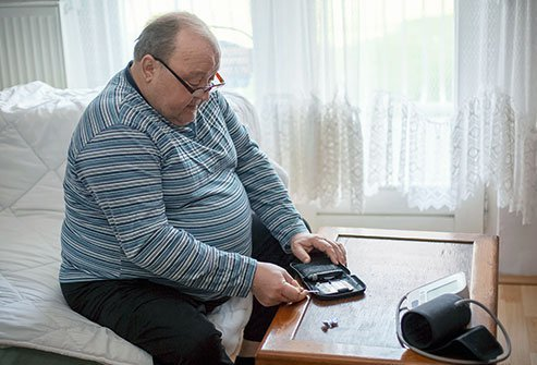 Metabolic syndrome in a person