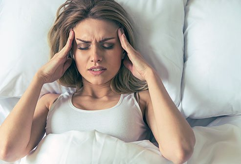 Chronic headaches can be caused by overuse of alcohol, some OTC medications, caffeine, or dehydration. Less easy to fix are morning headaches caused by migraine disorders or sleep apnea, but they are still treatable.