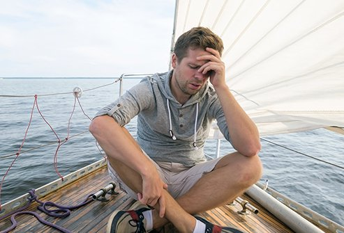 Relieve the symptoms of motion sickness with remedies such as lying down, drinking plenty of water, changing seats, getting some fresh air, taking medication, or trying some ginger or acupressure bands.