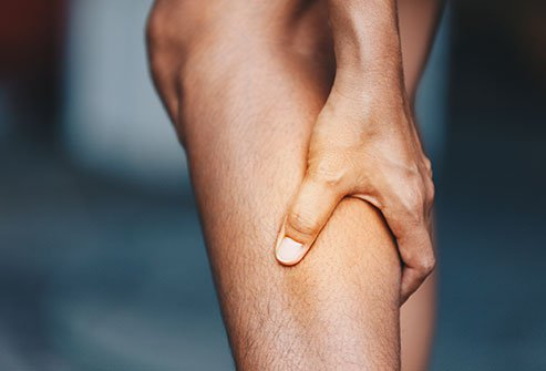 Muscles cramps are common, but they are treated easily.