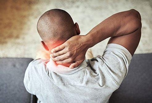 Neck pain and dizziness are symptoms with various causes and treatments.