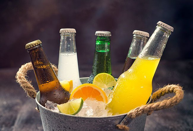 Non-alcoholic beer contains very little to no alcohol.