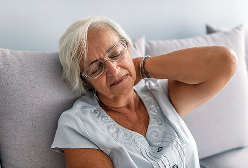Occipital neuralgia, or nerve pain in the head that can cause severe headaches and other symptoms, may require surgery in severe cases. Milder cases respond to heating pads and home treatments or injected nerve-blocking medications.
