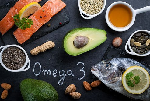 Omega-3 Fatty Acid Benefits, Uses & Foods Rich in Omega-3s