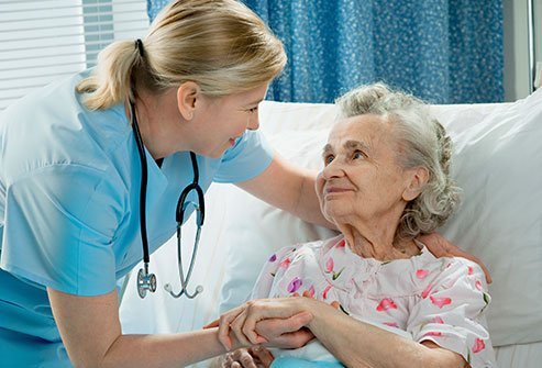 The main goal of palliative care is to improve a patient's quality of life.