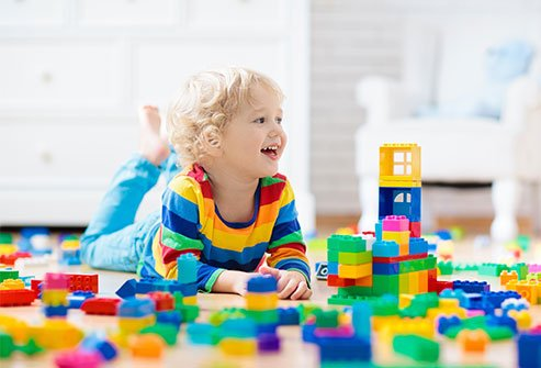 4 stages of Piaget's cognitive development