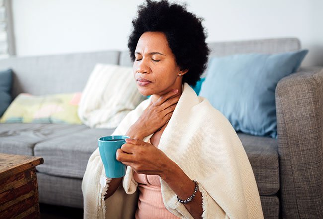 Postnasal drip is a symptom of many different conditions; treatment of the underlying condition may resolve it, such as with viral respiratory infections. Tissue malformations, hormonal imbalances and other causes may make your case of post-nasal drip trickier to treat.