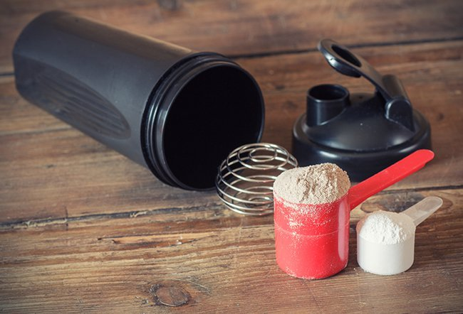 Whey protein weight loss