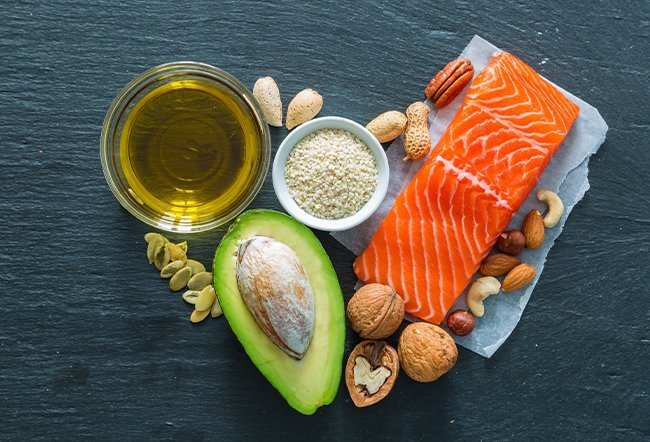 polyunsaturated fat foods